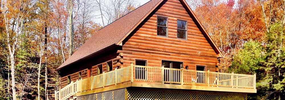 Albany New York Log Homes